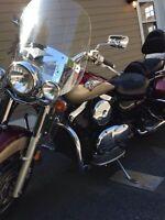 Moto Kawasaki Vulcan Nomad 2004