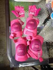 Barbie Protective gear