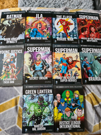Collection of brand new graphic novels