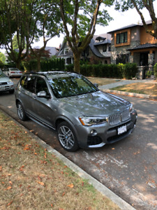 2017 BMW X3 xDrive28i SUV, Crossover Lease takeover