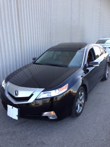 2009 Acura TL Sedan FOR SALE Excellent Condition Fully Loaded