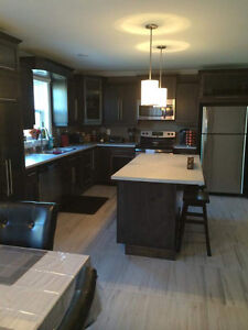 Room for rent in new semi house