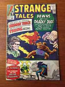 Strange Tales - Issue #126