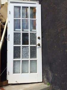 French doors great deals on home renovation materials in for Locks for french doors that open out