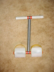 Portable Exerciser builds strong core muscles!