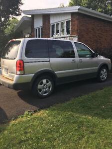 Pontiac Montana 2006 à vendre