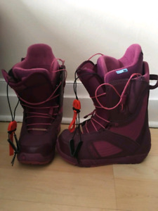Snow boarding boots for sale