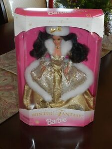 Special Edition Winter Fantasy Barbie