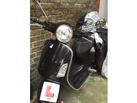 Vespa gt 300 reg as 125