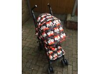 Supa go cosatto pushchair Limited edition RRP £165