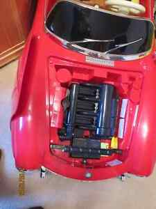 Mercedes Benz 2 person battery operated car Strathcona County Edmonton Area image 2