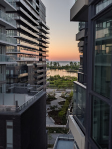 1 Bed Condo Beautiful Lakeshore July till Oct or earlier