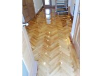 Sanding And Fitting Service Wooden Floors