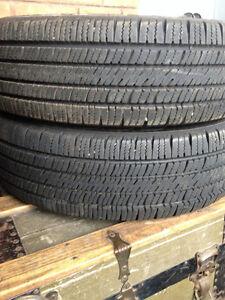 2 Goodyear Allegra Tires P155/80R13 79S