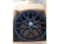 Bmw competition alloys