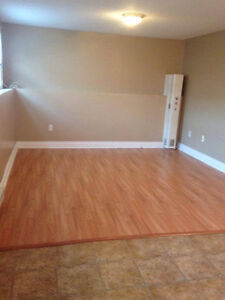 2 bedroom basement apartment available June 1st