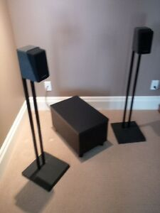 Polk Audio - Speakers & Sub.
