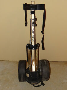 Tee Mate Tuff Rider Golf Club Trolley