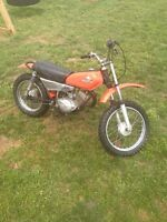 Rare Honda MR 50 runs mint