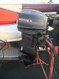Mariner 25hp short shaft