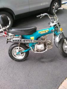 Honda CT 70 1974