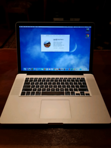 MacBook Pro, 15 inch Late 2011 - Excellent condition