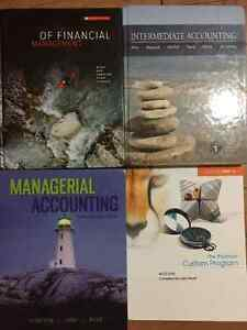 Conestoga College Accountiong Books