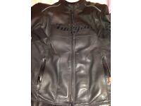 Furygan leather jacket