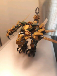 LEGO Golden Dino Dragon