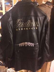 Assortment of Indian Motorcycle Apparel and Accessories