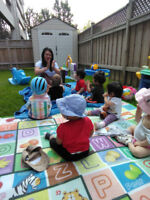Licensed Childcare Centre (ages 0 to 4) SPECIAL