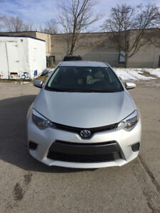 2015 Toyota Corolla Sedan- CLEAN CAR PROOF
