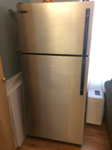 frigidaire, stainless