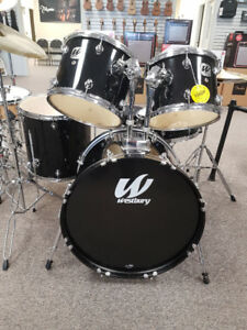 Used Westbury Drum Kit