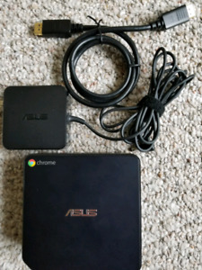 ASUS Chromebox i7 / 2.1 - 3.3 Gb / 4Gb/ 16 Gb.