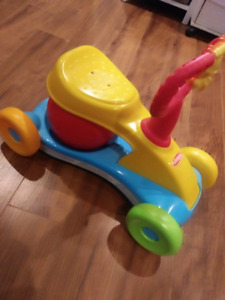 Toddler scooter
