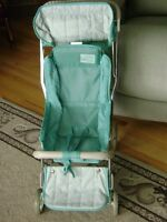 1987 collectible doll stroller
