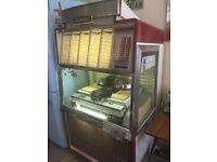 Original classic 1957 AMi G-200 full size jukebox