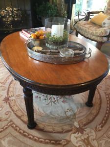 Unique, antique coffee / children's table