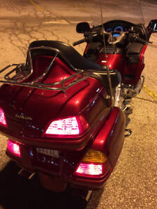 Gold Wing 1800 ABS Exc. Cond. OPEN TO REASONABLE OFFER (Windsor)