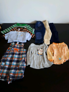 20 pc boys 6/12 month lot