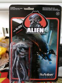 Alien action figure collectable