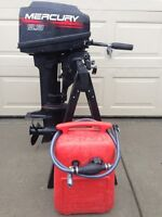 ~~~~~~~2004 MERCURY 9.9 HP SHORT SHAFT 2-STROKE OUTBOARD~~~~~~~~