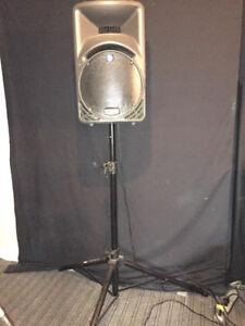 Haut parleur Mackie SRM 450 speaker (paire)