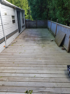 Large Deck for sale 10'x39'
