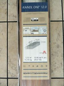 2 Boxes of Oak Kaindl Laminate Flooring