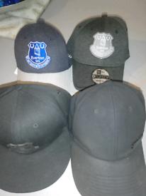 Caps 3 Everton
