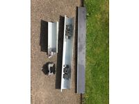 Land Rover Discovery 1 Sill repair panels
