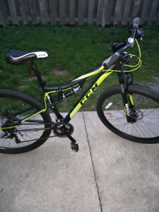 "Bicycle - CCM Alpha 29"" Dual Suspension 21 Speed  Mountain Bike"