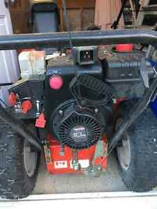 Snowblower sell for cheap..